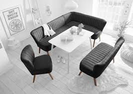 marcel essgruppe eckbank 2 sitzer stuhl esszimmer anthrazit