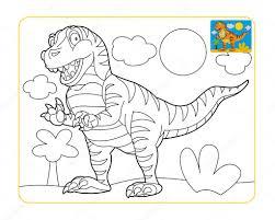 Coloriage Tyrannosaure Rex Imprimer Belle Dessin A Imprimer