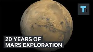 Last Day For 1 Any by Nasa Has Been Exploring Mars Every Day For The Last 20 Years Youtube
