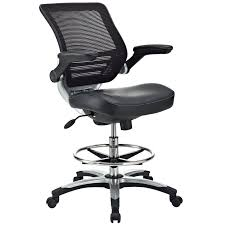 LexMod Edge Office Drafting Chair With Feet Ring, Mesh Back And ... Chair Office Drafting Chairs Fniture Lighting Bar Ideas Executive Warehouse Stationery Nz 2 Stool Armrest Ergonomic Mesh Adjustable Design Long Hon Correct Officemax Safco Ergonomically Drawing Table Armless Swivel High Desk Office Chair Kinderfeestjeclub Buzz Melo Cal133 Joyce Contract Max Desk Leather On Amazoncom Flash Midback Transparent Black Stackable Task Computer Images Ing Gaming Depot Crap Lumisource Dakota Rolling Light Gray