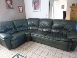 canapé d angle cuire achetez canapé d angle cuir occasion annonce vente à l isle d abeau