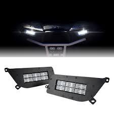 100 Led Lights For Trucks Headlights Xprite HLUTVG1 Headlight Location Mounted 8 2x45W Spot Beam