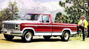 Ford F 150 Ranger Styleside Pickup 1980 81 - YouTube 1980s Ford Trucks Lovely 1985 F 150 44 Maintenance Restoration Of L Series Wikipedia Red Ford F150 1980 Ray Pinterest Trucks And Cars American History First Pickup Truck In America Cj Pony Parts Compact Pickup Truck Segment Has Been Displaced By Larger Hemmings Find Of The Day 1987 F250 Bigfoot Cr Daily Fseries Eighth Generation 1984 An Exhaustive List Body Style Ferences Motor Company Timeline Fordcom 4wheeler Sales Brochure