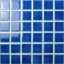 frozen blue heavy crackle bck608 mosaic tile ceramic mosaic