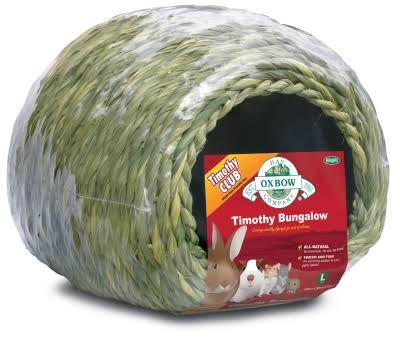 Oxbow Pet Products Timothy Bungalow - Large