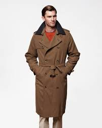 raleigh long trench coat for men outerwear london fog