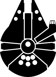 Star Wars Starbucks Jpg Black And White Download