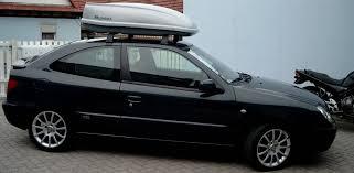 accessoire barres de toit xsara coupé
