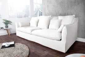 canapé 3 places en tissu célo design