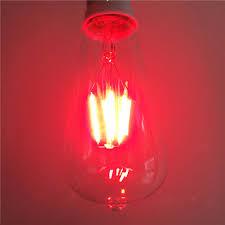 e27 4w ac220v green blue purple bulb home decor l