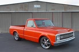 100 1970 Truck A SecondGen Builds A Chevrolet C10 Hot Rod Network