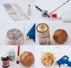 Steps Of Making DIY Ornaments