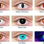 Halloween Prescription Contacts Uk by Halloween Contact Lenses Cheap Nonprescription Prescription Uk
