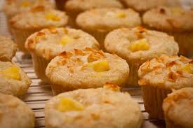 Recipe Renovator Pineapple Coconut Cupcakes GF CF
