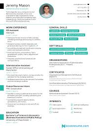 Administrative Assistant Resume Cover Letter Summary Luxury Executive To Ceo