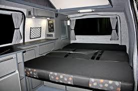Renault Trafic Camper Van Conversion Vivaro