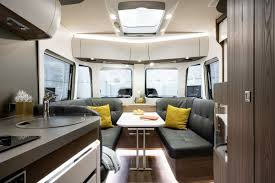 100 Inside Airstream Trailer Sleek Travel Trailer Focuses On Simple Clean Design Curbed