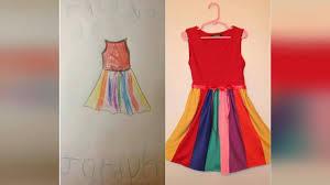 designing dresses for sick children youtube