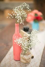 Shabby Chic Wedding Decor Pinterest by Best 20 Coral Rustic Weddings Ideas On Pinterest Mason Jar