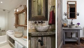 rustic bathroom 43 gorgeous ideas to get inspired my