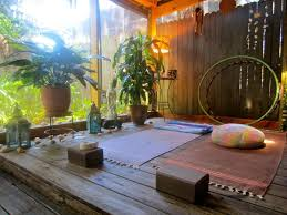 Best 25+ Home Yoga Studios Ideas On Pinterest   Yoga Rooms, Home ... Simple Meditation Room Decoration With Vinyl Floor Tiles Square Home Yoga Room Design Innovative Ideas Home Yoga Studio Design Ideas Best Pleasing 25 Studios On Pinterest Rooms Studio Reception Favorite Places Spaces 50 That Will Improve Your Life On How To Make A Sanctuary At Hgtvs Decorating 100 Micro Apartment