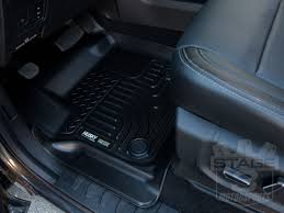 Lund Catch It All Floor Mats by 2017 2018 F250 U0026 F350 Interior Upgrades