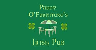 Paddy O Furniture s Irish Pub Irish T Shirt