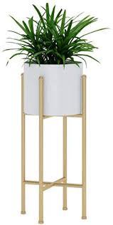sarazong eisen metall pflanzenständer blume rack blumentopf rack metall regal pflanzenständer bodenstehende pflanzen halter innendekoration