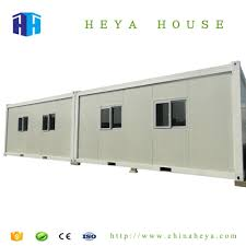 100 Container House Price China Living 20FT Ready Made In India China