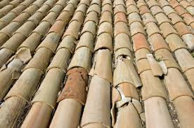 tile roofing subject to various types of damage in tucson