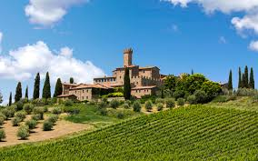 Boutique Hotel In Montalcino Tuscany