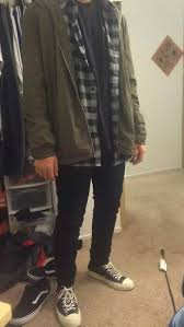 Tomboy Outfits Grunge Nice 80s Style Men Guy Mens Vintage Fashion Autumn