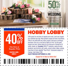 Hobby Lobby Coupons - 40% Off A Single Item At Hobby Lobby ... Hobby Lobby 40 Off Printable Coupon Or Via Mobile Phone Tips From A Former Employee Save Nearly Half Off W Code Lobby Coupons Sept 2018 Santa Deals Cork 5 Best Websites Online In Store 50 Coupons And Codes Up To Dec19 Bettys Promo Code Free Delivery Syracuse Coupon Book 2019 Shop Senseo Pod Milehlobbycom Vegan Morning Star At Michaels Exp 41 Craft Store