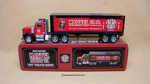 100 Bank Truck 1996 Marvel Mystery Oil 1st Edition Rays Hess Toy S