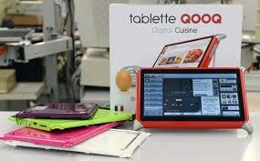 tablette cuisine qooq qooq la tablette made in recommandée par oprah winfrey