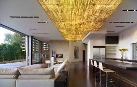 cfl recessed light with open kitchen living room contemporary and