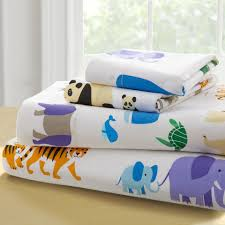 Twin Horse Bedding by Kids Blue Safari Zoo Bedding Twin Full Queen Comforter Set
