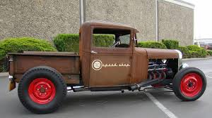 100 Rat Rod Truck 1930 Ford Pickup F130 Portland 2016