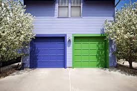 Tips for painting garage doors