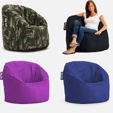 Joe Boxer Chair Square Bean Bag Big Roma