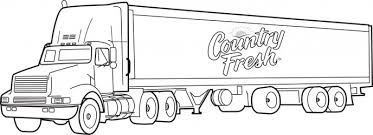Coloring PageColoring Book Truck Nice Appealing Gallery One Books Page