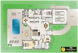4 schlafzimmer villa floridadream