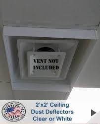 Drop Ceiling Vent Deflector by Air Vents Light Diffusers U0026 Ceiling Products 1800ceiling