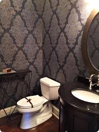 purple damask wallpaper no paper but if you want to go bold a