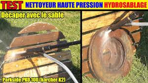 lidl nettoyeur haute pression parkside phd 100 110 karcher k2
