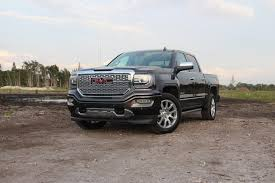 The 2016 GMC Sierra 1500 Denali Is All Truck And Then Some: Review 2017 Gmc Sierra Indepth Model Review Car And Driver 2013 Used 1500 Sle 4x4 Z71 Crew Cab Truck At Salinas Ford Lifted Trucks Hpstwittercomgmcguys Vehicles Chevy Bifuel Natural Gas Pickup Now In Production Truckon Offroad After Pavement Ends All Terrain Hd The New 2016 Pickup Truck Will Feature A More For Sale Pricing Features Edmunds 2018 2500hd Mountain Concept Treks To La Kelley Powerful Diesel Heavy Duty 2015 Canyon Longterm Byside With The Gm Reveals Resigned Chevrolet Silverdo
