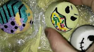 Nightmare Before Christmas Bathroom Set by The Nightmare Before Christmas Bath Bomb Set Bath Time Youtube