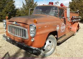 1960 International B166 Fire Truck | Item AR9484 | SOLD! Feb... 15 Pickup Trucks That Changed The World 1960 Intertional Truck Start Up Youtube Fileintertional Harvester B120 Flatbed Redjpg Wikimedia Commons Intertional 34 Ton Stepside Truck All Wheel Drive 4x4 Old Ads From The B Line Models 591960 Stock Photos White Cab Over Cabovers For Sale 1964 Intionalharvester Scout 80 Half Sold From Movie Real Steel Is Sale B100 Travelall Parts List Of Brand Trucks Wikipedia Commercial For Motor