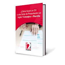 EBook U201c¿Cómo Hacer Un CV Y Una Carta De Presentación En