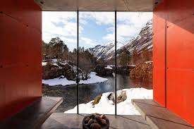 100 Jensen Architecture The Juvet Landscape Hotel By AndSkodvin Architects